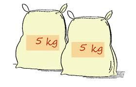 saco 5 kg
